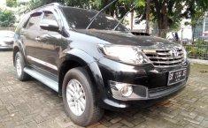 Mobil Toyota Fortuner G 4x4 VNT 2013 dijual, Sumatra Utara