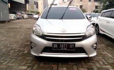 Jual mobil bekas Toyota Agya G 2015, Sumatra Utara