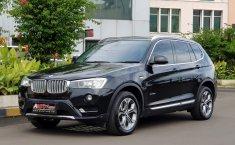 Dijual mobil BMW X3 2.0 xDrive20i 2015 bekas, DKI Jakarta