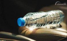 Amankah Air Botol Plastik Di Taruh Dalam Mobil? Ini Jawaban Peneliti