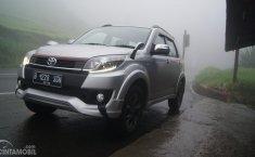 Generasi Terakhir Rush Berkonde, Inilah Kelebihan Dan Kekurangan Toyota Rush TRD Sportivo Ultimo A/T 2016