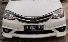 Jual cepat Toyota Etios 2016 di Kalimantan Selatan
