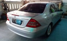 Jual Mercedes-Benz C-Class C 180 2001 harga murah di DKI Jakarta