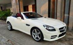 Jual mobil Mercedes-Benz SLK SLK 250 2012 terbaik di DKI Jakarta