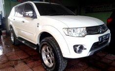 Jual mobil Mitsubishi Pajero Sport Dakar 4X2 2014 bekas di Sumatra Utara
