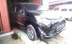 Mobil Toyota Agya 1.2 G 2018 terawat di Sumatra Utara