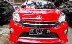 Dijual mobil Toyota Agya TRD Sportivo 2015 harga murah di Sumatera Utara