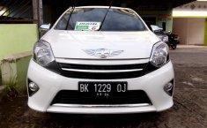 Jual cepat Toyota Agya G 2015 bekas, Sumatra Utara