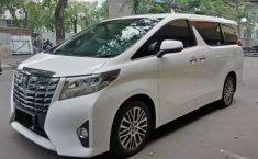 Jual Toyota Alphard G 2017 harga murah di Jawa Tengah