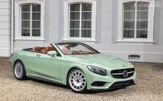 Modifikasi Mercedes-Benz S-Class Cabriolet, Diospyros Seksi dari Carlsson