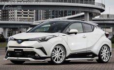 Paket Modifikasi Toyota C-HR dari Artisan Spirits, Bikin Makin Ganteng