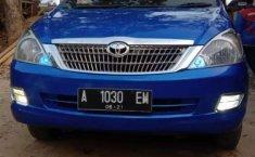 Mobil Toyota Kijang Innova 2005 V dijual, Banten
