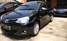 Dijual mobil Toyota Etios Valco G 2015 bekas, Banten