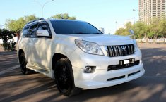 Jual Toyota Land Cruiser Prado TX Limited 2.7 Automatic 2010 bekas, DKI Jakarta