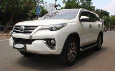 Jual cepat mobil Toyota Fortuner VRZ 2017 terawat di DKI Jakarta