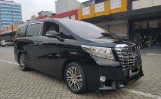 Jual mobil Toyota Alphard G 2017 bekas, DKI Jakarta