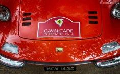 Puluhan Mobil Ferrari Klasik Nikmati Indahnya Panorama Italia Dalam Ajang Cavalcade Classiche