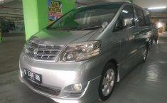 Jual mobil Toyota Alphard V 2007 murah di DKI Jakarta
