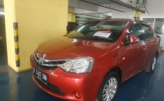 Jual mobil Toyota Etios Valco E 2016 bekas, DKI Jakarta