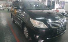 Jual mobil Toyota Kijang Innova 2.0 V 2012 bekas di DKI Jakarta