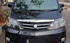 Toyota Alphard 2007 DKI Jakarta dijual dengan harga termurah