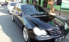 Jual mobil Mercedes-Benz C-Class C200 2002 bekas, DIY Yogyakarta