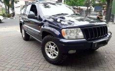 Jual cepat Jeep Grand Cherokee 2001 di Jawa Barat