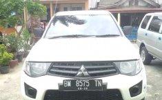 Jual Mitsubishi Triton 2013 harga murah di Riau
