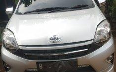 Jual cepat Toyota Agya 1.0 TRD Sportivo 2013 di DKI Jakarta