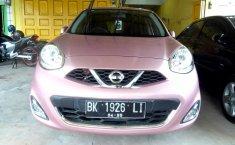 Mobil Nissan March 1.2 Manual 2014 dijual, Sumatra Utara