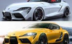 Pilihan Bodykit Toyota Supra, Mau Artisan Spirits atau TRD?