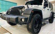 Jawa Barat, Jeep Wrangler Sport X 2015 kondisi terawat