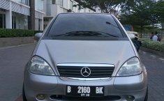 Dijual Mercedes-Benz A-Class A 160 2001 bekas, DKI Jakarta