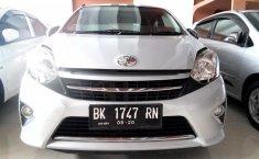 Jual mobil Toyota Agya G 2015 bekas, Sumatera Utara