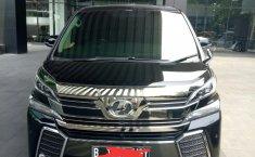 DKI Jakarta, dijual mobil Toyota Villfire 2017 terbaik