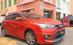 Dijual Toyota Yaris S TRD Sportivo AT Matic 2014 bekas, DKI Jakarta