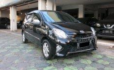 Jual cepat Toyota Agya G Manual 2014 di Jawa Timur