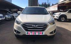 Jual mobil bekas murah Hyundai Tucson GLS 2014 di DKI Jakarta