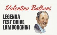 [INFOGRAFIK] Valentino Balboni, LegendaSant'Agata Bolognese Pengetes Lamborghini