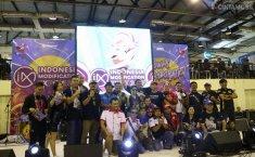 Indonesia Community Show Off Mendeklarasikan Diri di IMX 2019