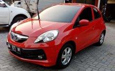 Mobil Honda Brio 2014 Satya dijual, Riau