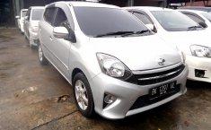 Jual mobil bekas Toyota Agya G 2015 dengan harga murah di Sumatra Utara