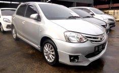 Jual mobil Toyota Etios Valco G 2013 murah di Sumatra Utara
