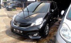 Mobil Honda Brio Satya E 2017 terawat di Sumatra Utara