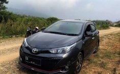 Jual mobil bekas murah Toyota Yaris TRD Sportivo 2019 di Sumatra Barat