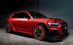 Modifikasi Audi A1 ABT Sportsline, Konsep Liar yang Tak Biasa