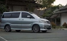 Jual cepat Toyota Alphard 2006 di Jawa Tengah