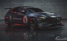 Ramaikan Persaingan TCR, Mazda Perkenalkan Mazda 3 TCR