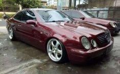 DKI Jakarta, Mercedes-Benz CLK CLK 230 1999 kondisi terawat