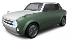 Review Suzuki Waku SPO 2019: Konsep Mobil Hybrid Suzuki Bergaya Retro